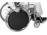 AliMed® Wheelchair Spoke Covers