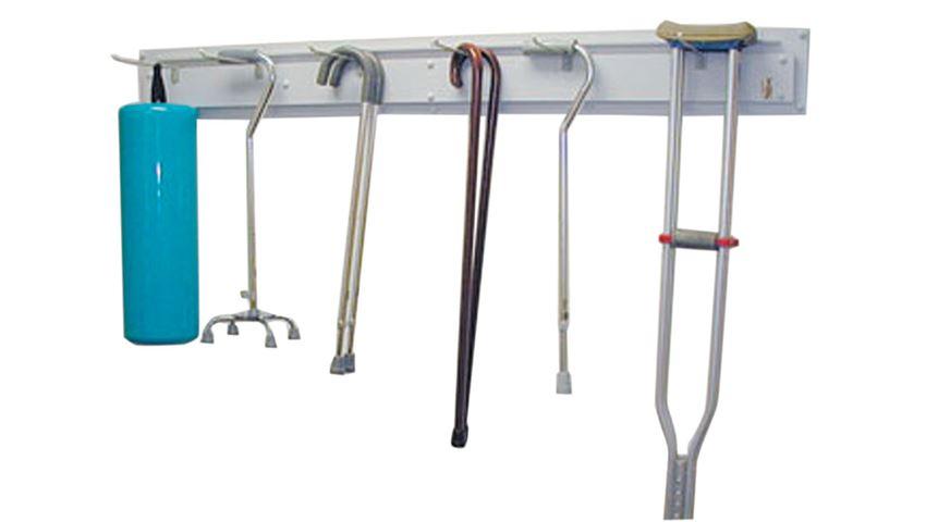 Clinton Cane And Crutch Rack