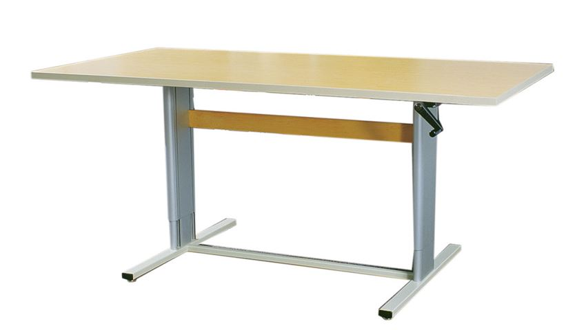 AliMed® Height Adjustable Group Therapy Table