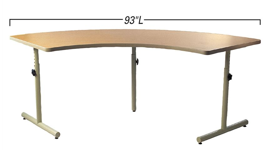 AliMed® Adjustable Therashape Table