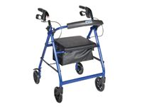 Aluminum Four-Wheel Rollator