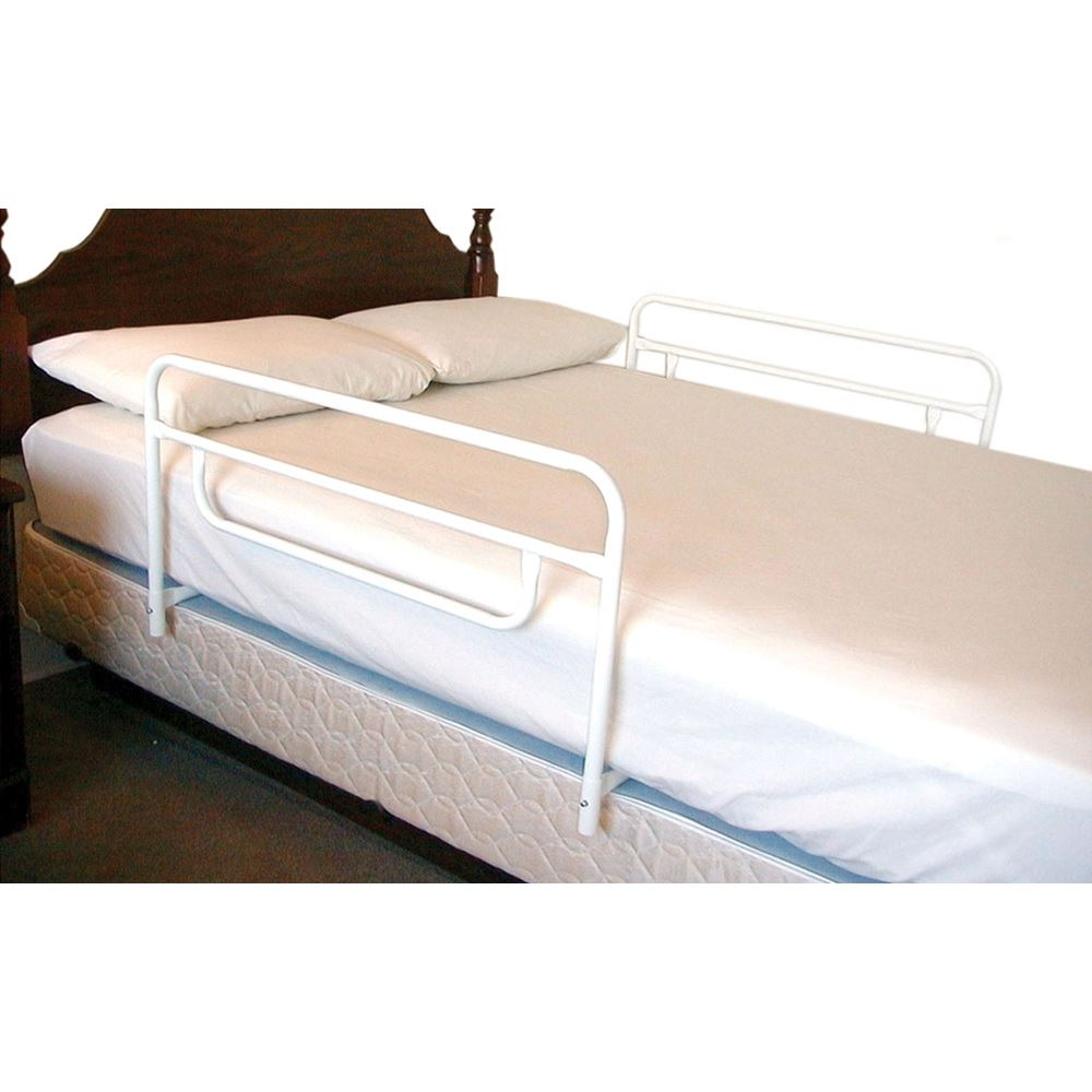 Bed Rails: Security Half Bed Rail for Home Beds