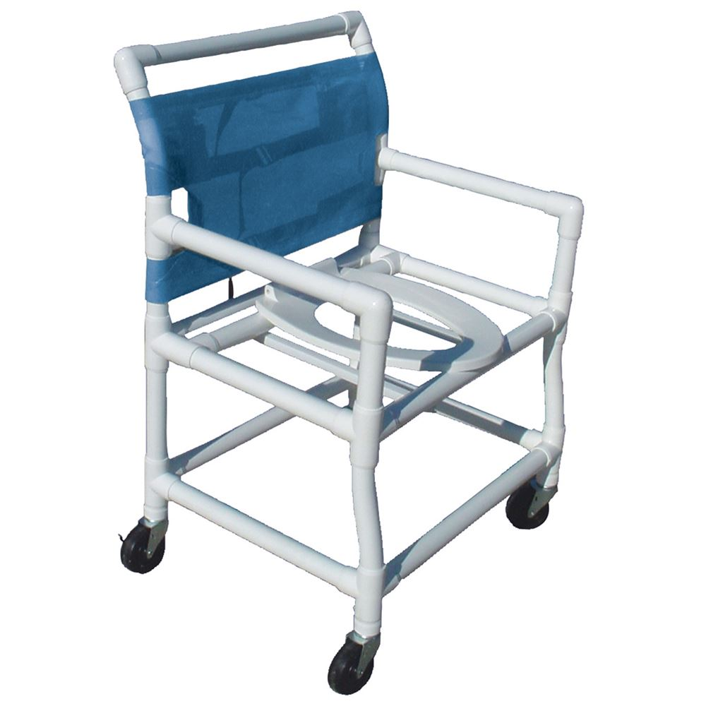 Shower Commode Chair By Healthline