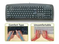 Comfort Type Keyboards