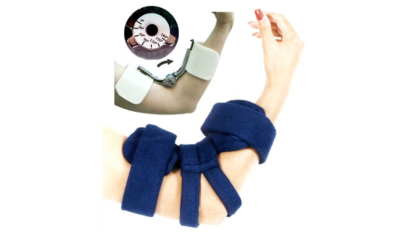 Comfy™ Pediatric Goniometer Elbow Orthosis