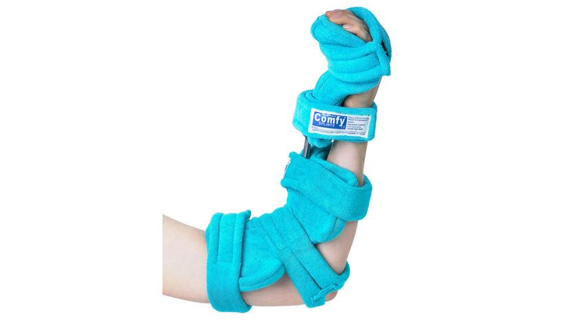 Pediatric Combination Elbow-Hand Orthosis