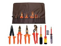 1000V Insulated Electrician's Tool Roll