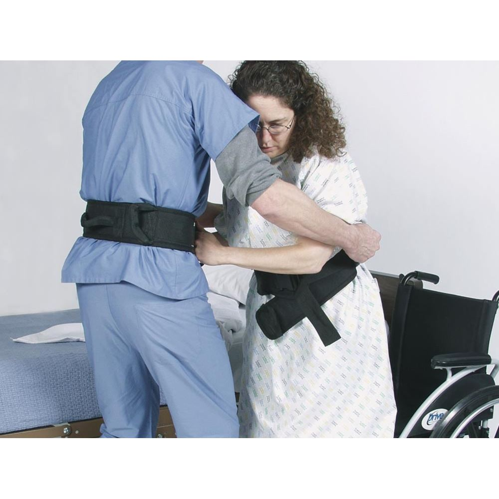 Patient Transfer Belts: SafetySure Transfer Belt