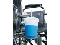 Wheelchair Cup and Holder