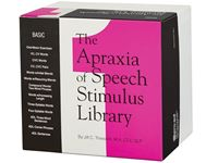 Apraxia of Speech Stimulus Library