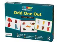 Speechmark® ColorCards® Odd One Out