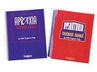 Dysarthria/Apraxia Treatment Manuals