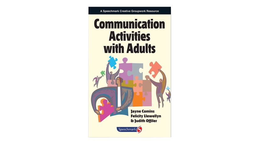 Speechmark® Communication Activities with Adults