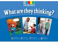 Speechmark® ColorCards® What Are They Thinking?