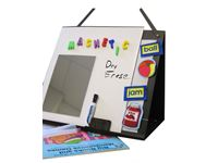 "PROP-IT ""10-in-1"" Literacy and Speech Easel"