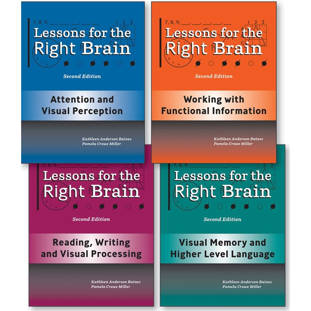 Workbooks brain injury workbook : Traumatic Brain Injury Resources: Lessons for the Right Brain