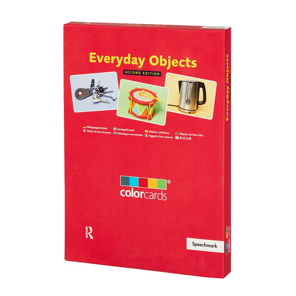 Colorcards Everyday Objects