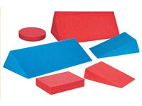 AliMed® Radiolucent Uncovered Foam Positioning Blocks