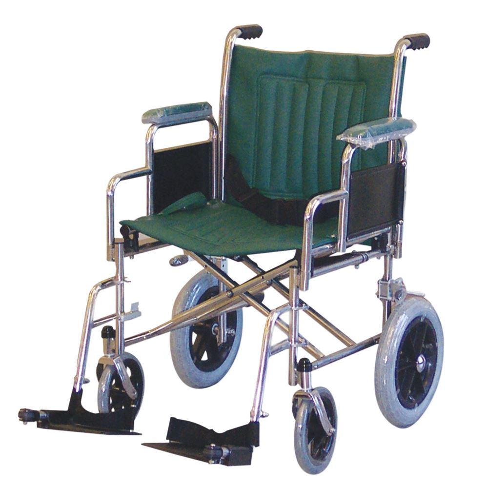 senior chair aluminum transport com red with chairs wheels shop