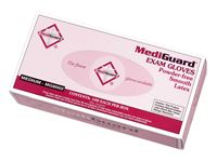MediGuard® Powder-free Latex Exam Gloves