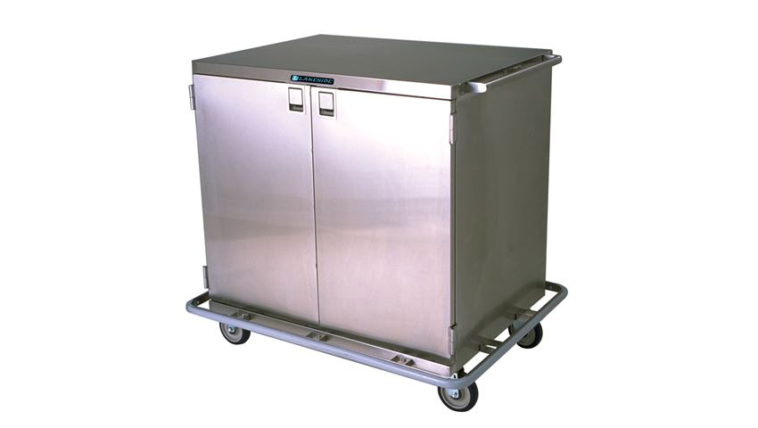 Lakeside® Stainless Steel Case Carts