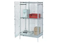 Nexel® Wire Security Shelving Units