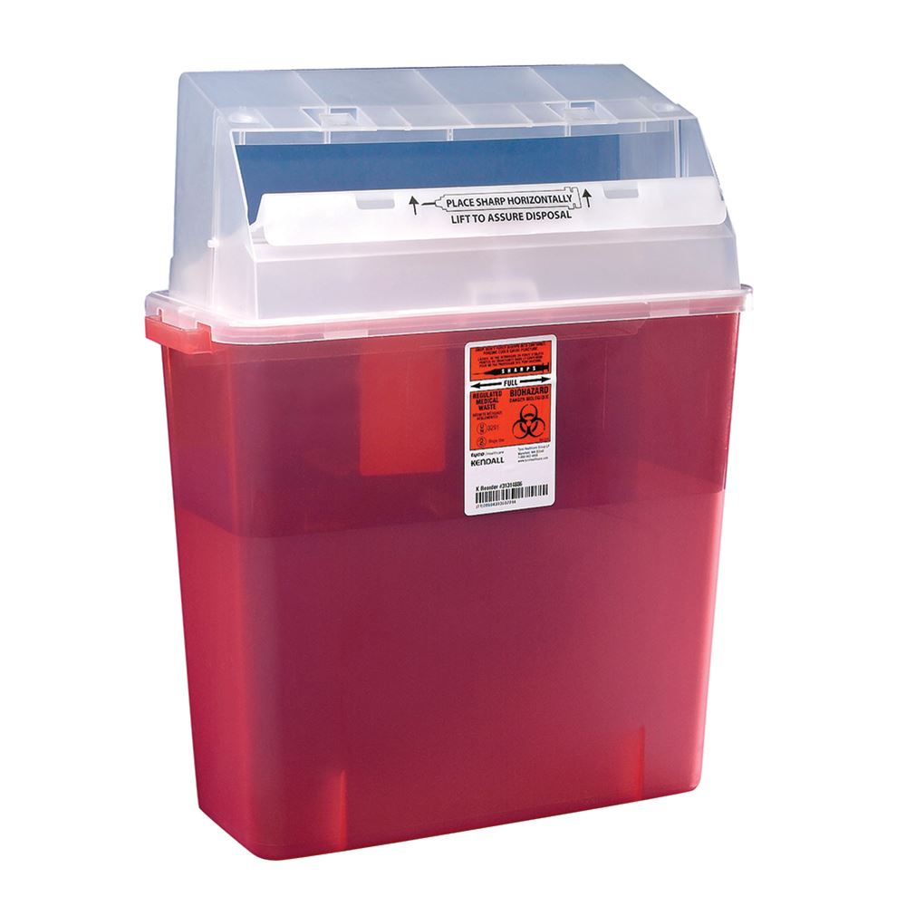 ... Medline® Lock Up™ Sharps Containers