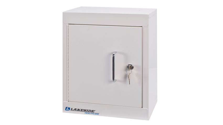 Lakeside® Double Door, Double Lock Narcotics Cabinets
