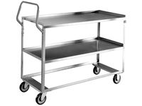 Lakeside® Ergo-One System Medium Duty Utility Carts
