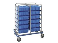 Pedigo Tote Box Cart
