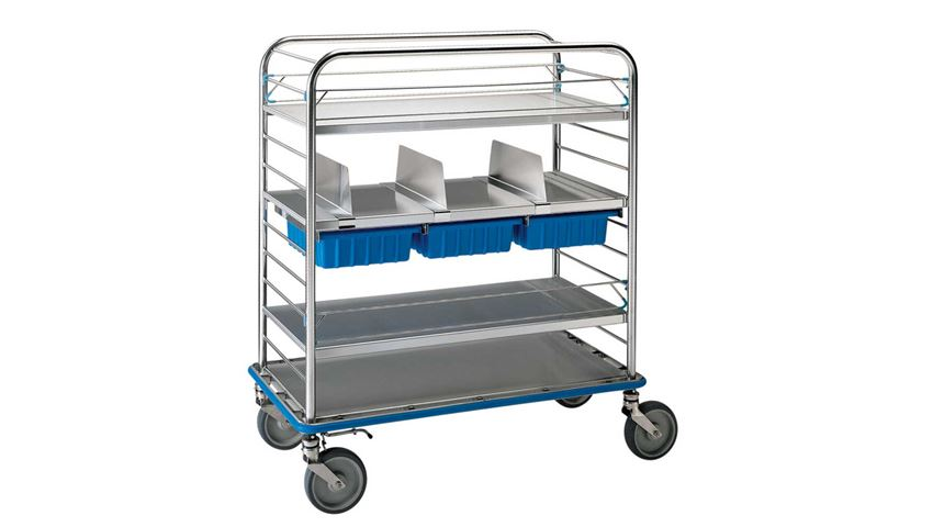 Distribution Carts