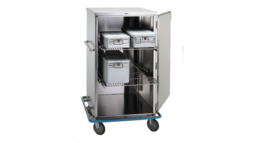 Pedigo Surgical Case Carts