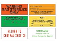 Specialty Central Service Labels