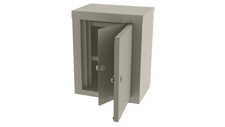 UMF Double Door Narcotics Storage Cabinet