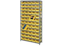 Quantum® Complete Economical Bin and Shelving Packages