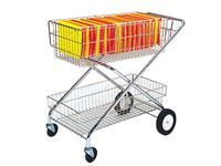 Nexel® Mail Distribution and Stock Cart