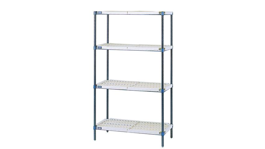 Nexelon™ Antimicrobial Shelving Units