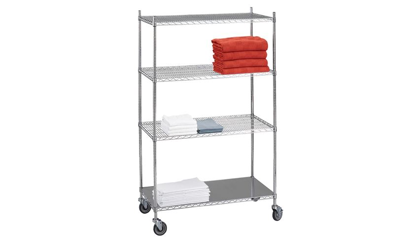 Wire Linen Carts