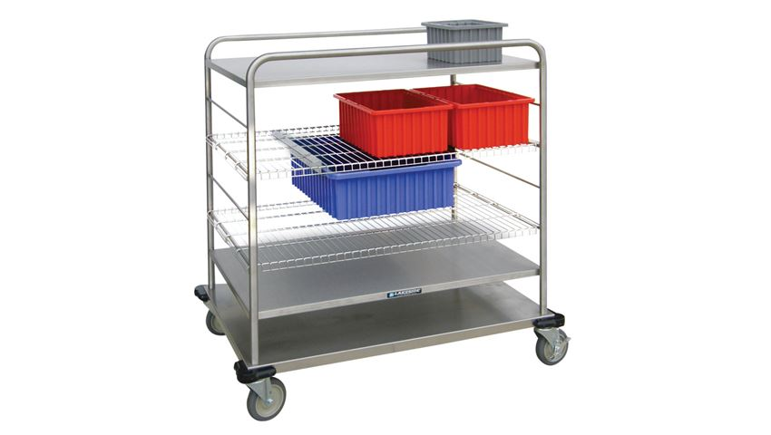 Lakeside® Distribution Supply Cart, 30.75