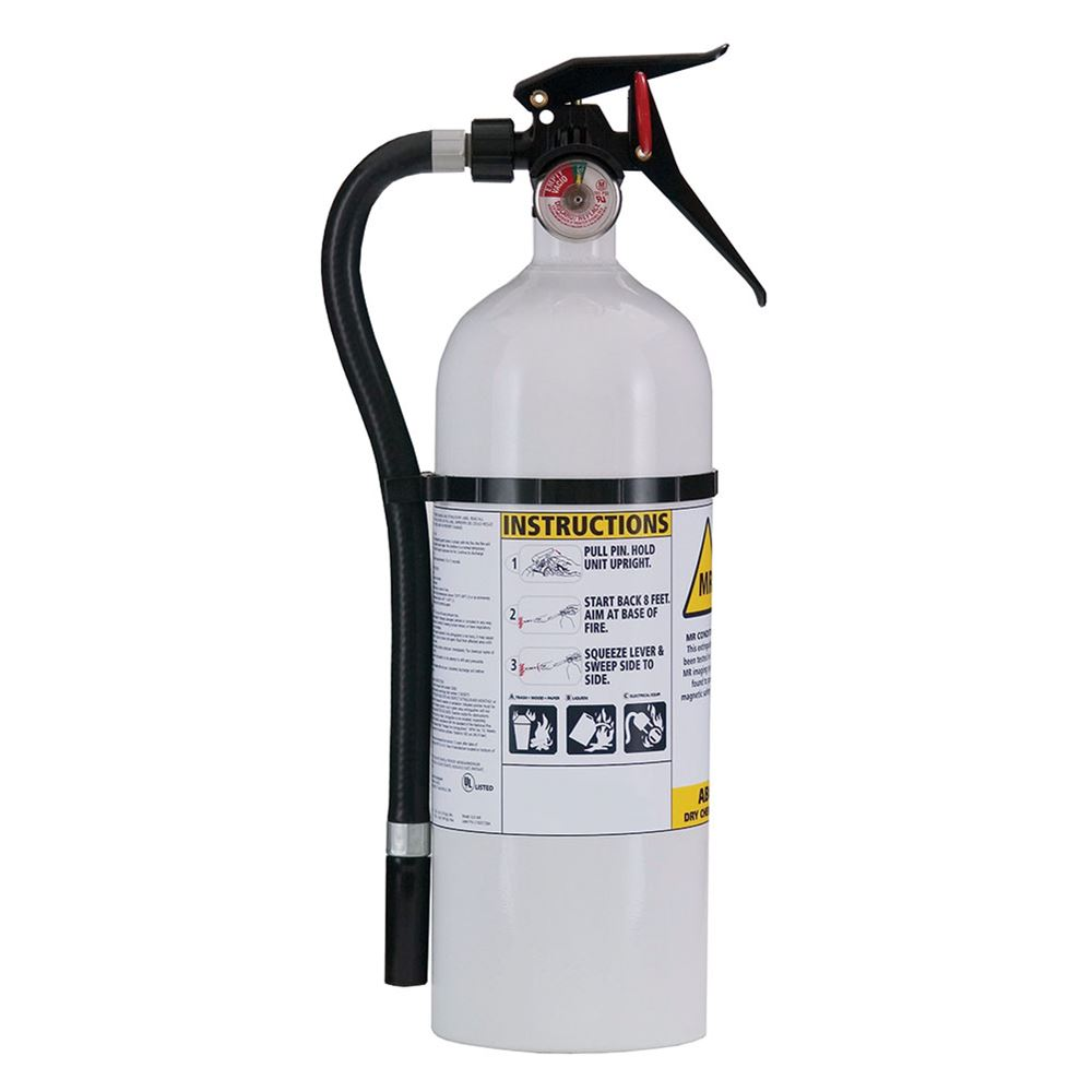 Why do I need to reload the fire extinguisher