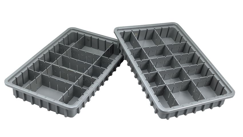 AliMed® Cart Accessory, Drawer Tray Kits