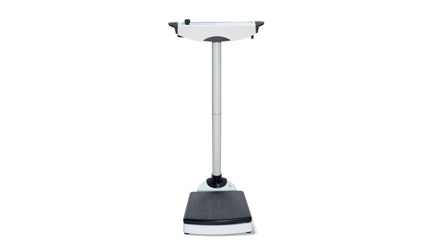 Balance Beam Scale w/Waist Level Tiders