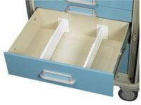 AliMed® Cart Accessory, Spring-Tension Drawer Divider