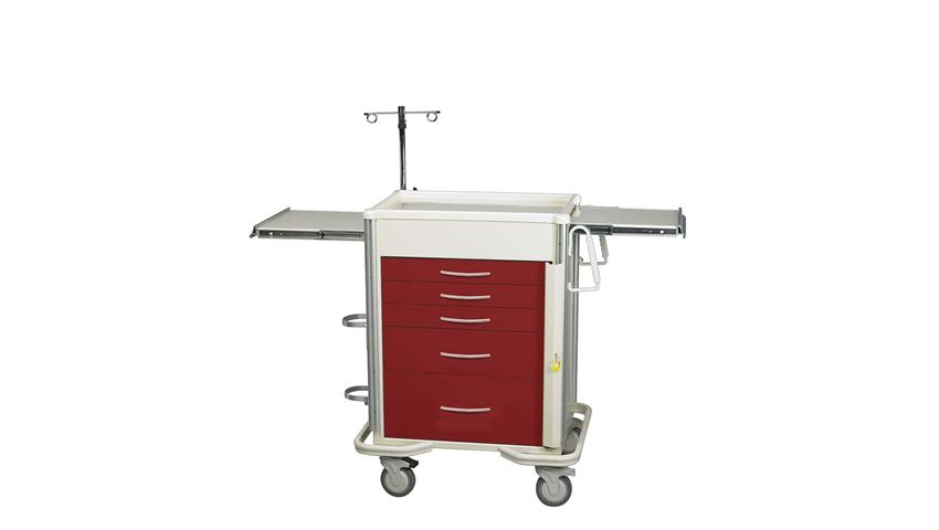 AliMed® Select Series Emergency Cart Accessory Packages