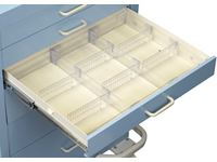 AliMed® Cart Accessory, Modular Drawer Divider Kits