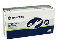 Halyard Sterling Nitrile Exam Gloves