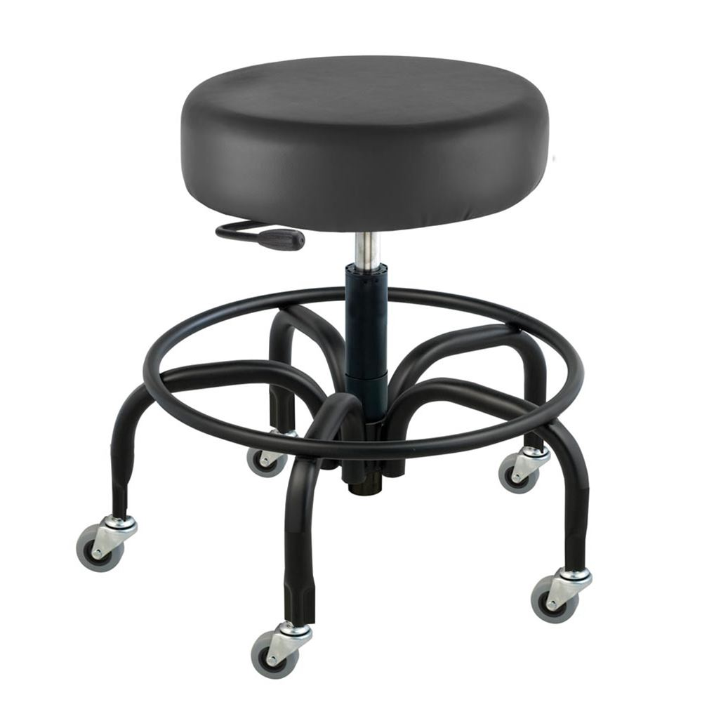 Fine Biofit Soft Touch Pneumatic Stool Vinyl With Casters Uwap Interior Chair Design Uwaporg