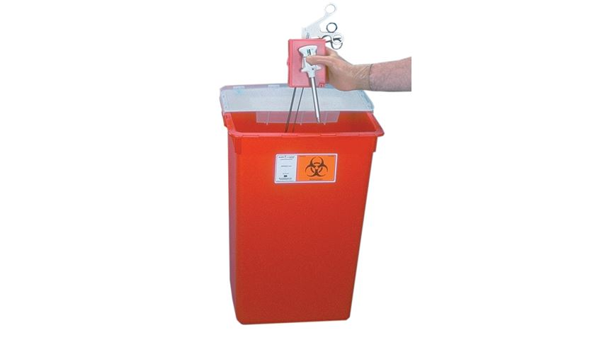 Large Capacity Sharps Container