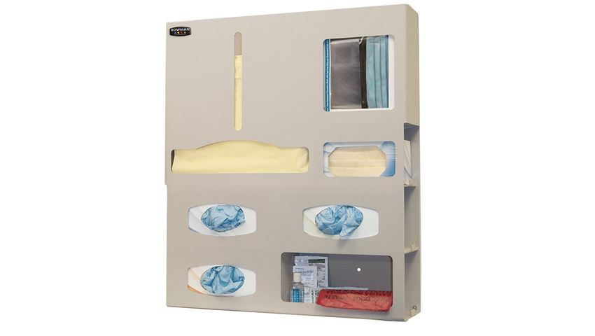 Bowman® Protection System, Tri-Glove, Single-Gown, Storage Area