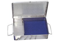 Medin Instrument Container Trays with Handles